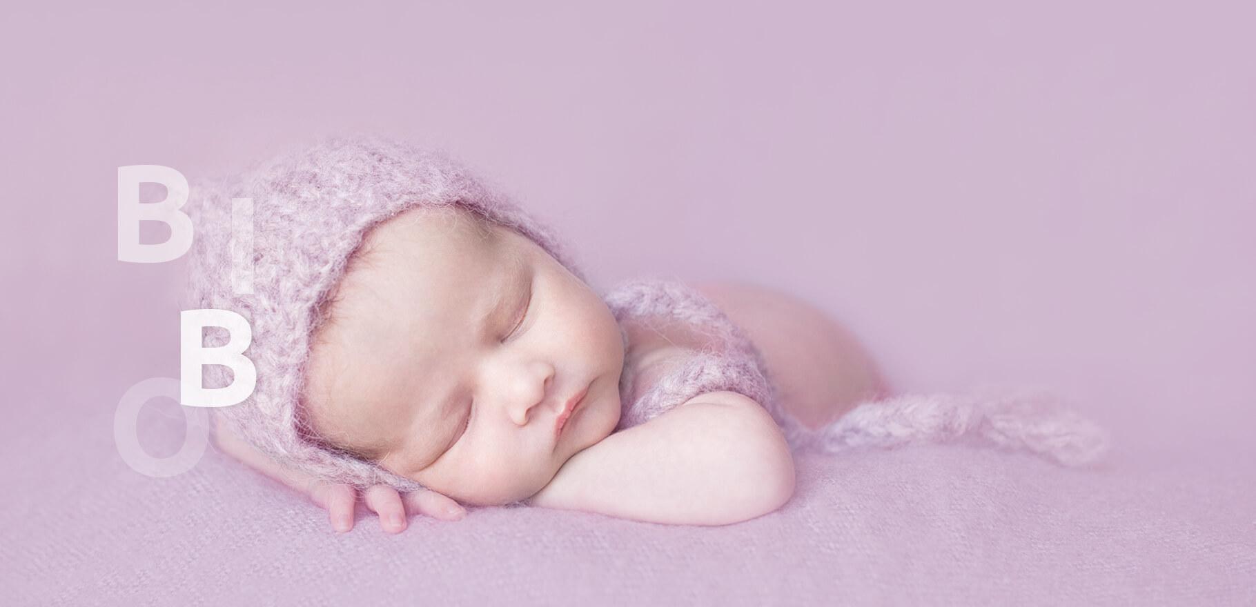 Bébés couchés